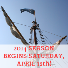 2014 Season Begins, Saturday April 12th