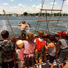 Pirate Adventures review on kidfriendlydc.com