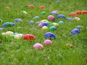 Easter Egg Hunt - Family Activities for Spring Break in the Washington DC and Baltimore area