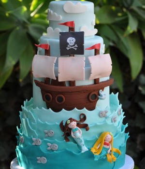 Pirate Birthday Cake Ideas Pirate Adventures On The