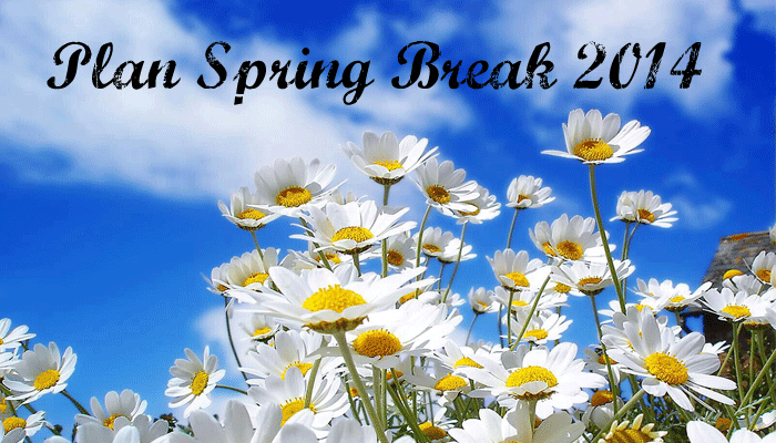 Family Activities for Spring Break