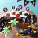 Pirate Party Printables and Invites