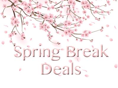 Deals easter break