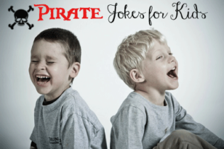 Pirate Jokes for Kids