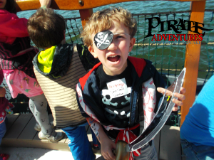 fun things to do with kids Pirate Adventures