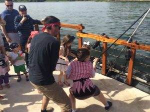 Family fun in Annapolis at Pirate Adventures