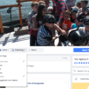 How to see posts from a page you like on facebook